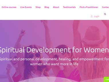 Spiritual Developemnt in Women