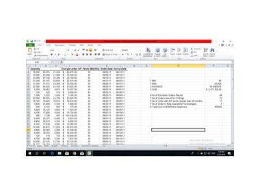 Data Excel Sample