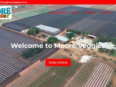 Planting website
