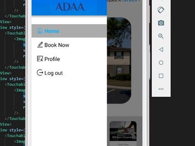 React Native Booking App