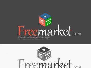 Logo Concurso Freemarket