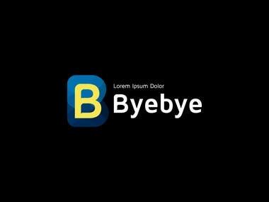 Byebye Visual Identity