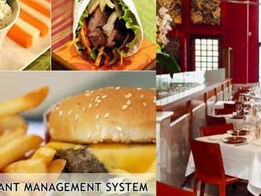 Restaurant Managing System