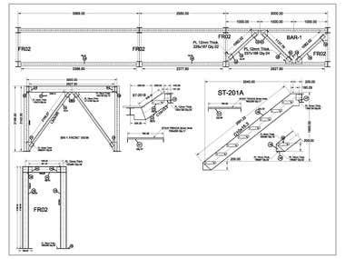 Structural Platform Work