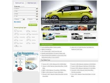 AutoBay - Car Sale Classifieds