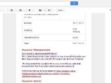 WooCommerce Mail Customization