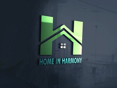 HOME IN HARMONY LOGO