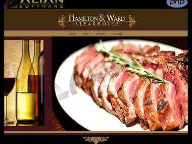 Hamilton & Ward Steak House