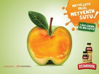 Zumasol - Fruit Juice