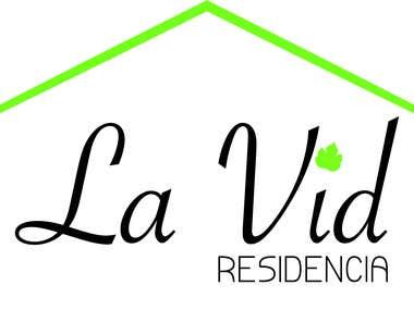 Logo-La Vid Residencia