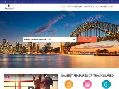 Travel E-com Platform