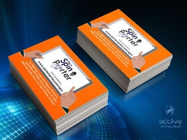 Product Based Business Cards