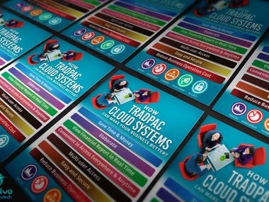 Online Trade Business Cards
