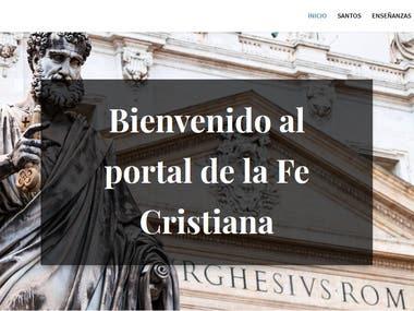 Portal of the Christian Faith