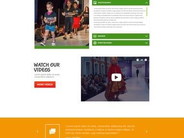WordPress- KidsFashionGlitz