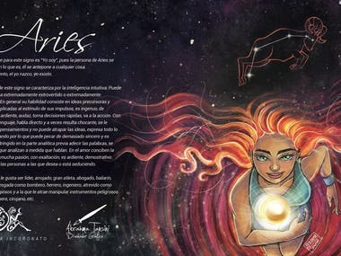 "Illustration of ebook ""walking of the sun"""