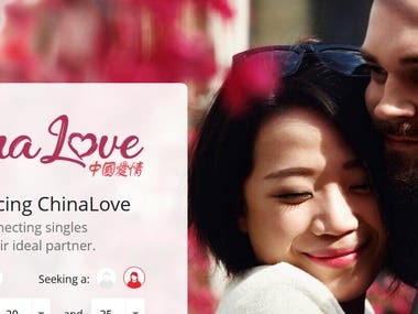 Dating Website - laravel