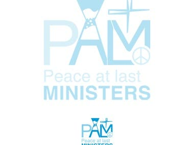 Peace at Last Ministers Logo