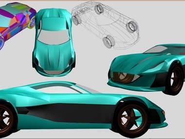 Rimac Concept-one