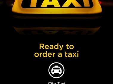 Taxi Android & iOS App