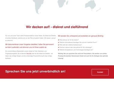 Site migration Contao CMS