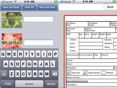 PDF Generate App