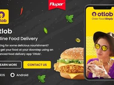 Otlob - Food Delivery