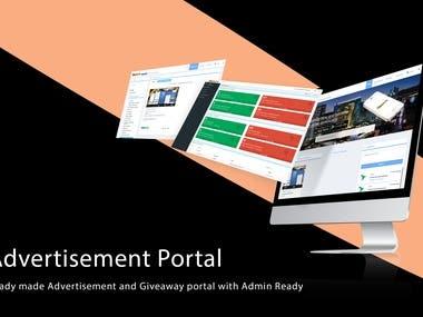 Advertisement Portal