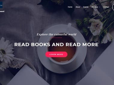 Books You Read - Affiliate Marketing Website
