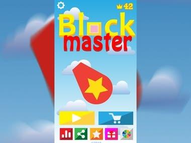 Block Master app on google play store