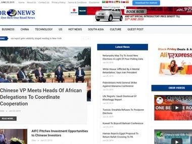 Auto Blogging - News Site