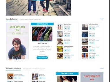 Wordpress store