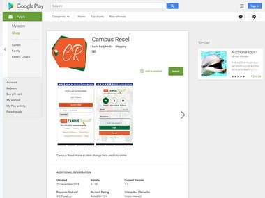 Campus Resell