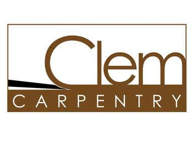 Clem Carpentry Logo