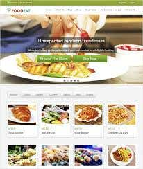 Food ordering site