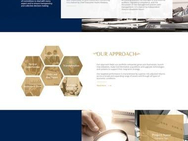DUX Capital Website