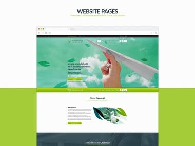 Nawayah Website