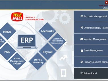 Cloud ERP Solutions for Distribution Company