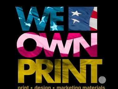 Custom-made vector logo / Instagram variants