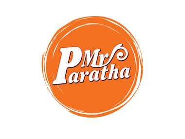 Logo for Mr. Paratha