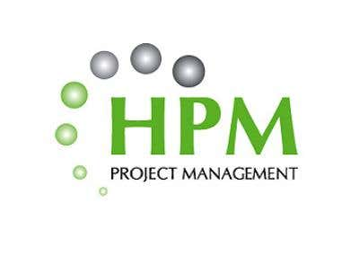 Logo for a project management company
