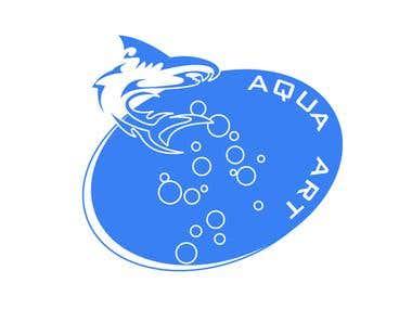 Logo for Aqua Art Dubai