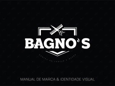 Branding Bagno's Barbershop