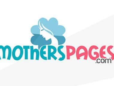 MotherPages.com Logo