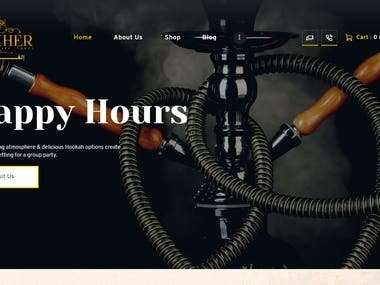Online Shop (Ecommerce)