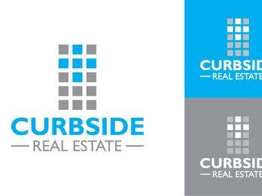 curbside real estate logo