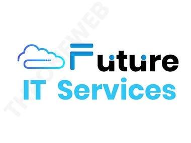 Future IT Services Website | Logo | WordPress