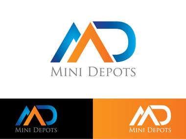 logo mini depot