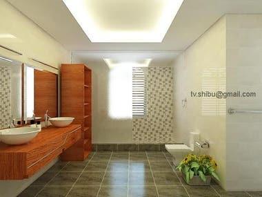 3D Interior - Sample