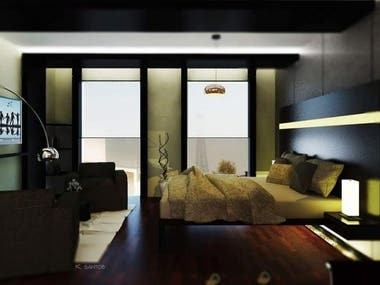 Sample Interior design projects